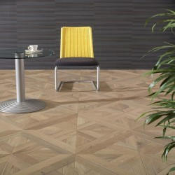 3 Layer Grand Palais - Oak White Oil Natur TEK