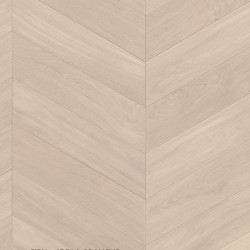 chevron 60 degree oak natural  parquet Firn Bournemouth 4v
