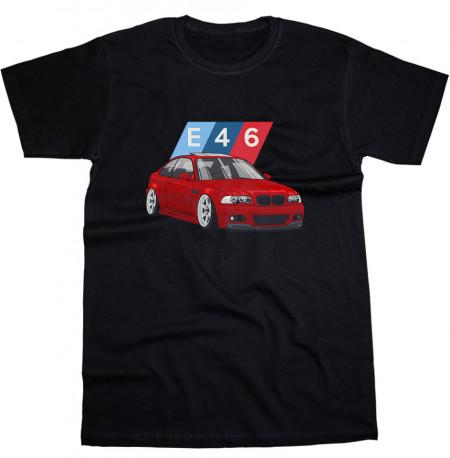 E46 Coupe RED