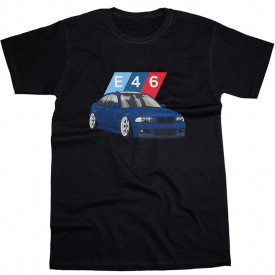 E46 Coupe BLUE