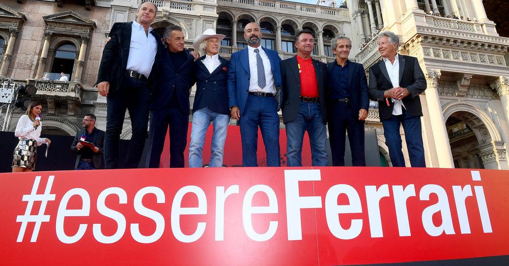 Former Ferrari driver Mario Andretti invites Ferrari to get closer to  IndyCar