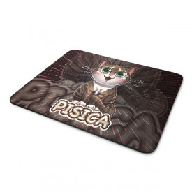 Mousepad Pisica Happy