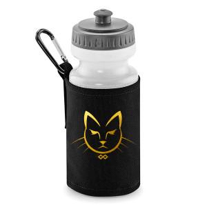 Sticla pentru apa Pisica MiauMiau Gold