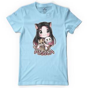 Tricou Pisica cu Pisici