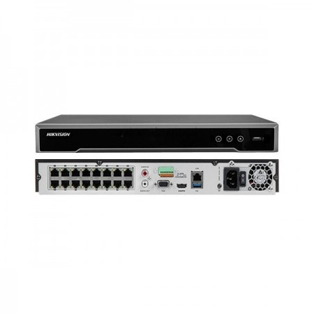 HIKVISION 16CH NVR images