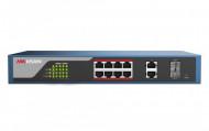 Hikvision 8 port POE Switch