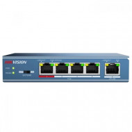 Hikvision 4 port POE Switch