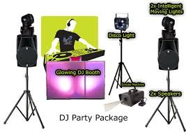 DJ Private Party