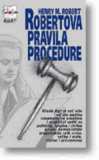 Robertova pravila procedure  HENRY M. ROBERT