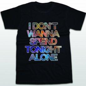 Tonight alone [tricou]