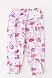 Pantaloni de Casa cu Botosei