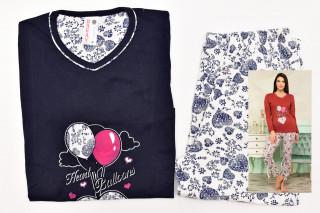 Pijamale Dama - Flori