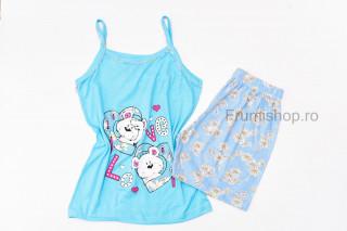 Pijamale dama pentru vara - Love