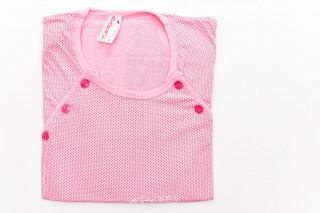 Camasa pentru Alaptat - Maneca lunga - Roz