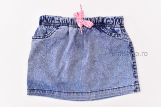 Fustita denim (blue-jeans)