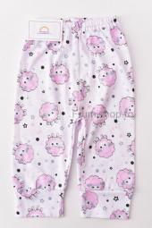 Pantaloni de Casa cu Manseta - Oite