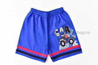 Pantaloni scurti Masinuta (albastru)