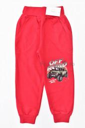 Pantaloni Trening Off Road (rosu)