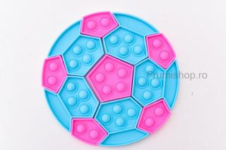 Pop-it puzzle Minge fotbal