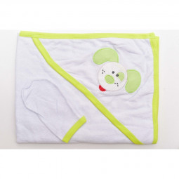 Prosop Catelus - 75x85 cm (verde neon)