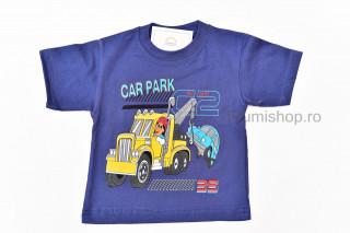 Tricou Car Park (bleumarin)