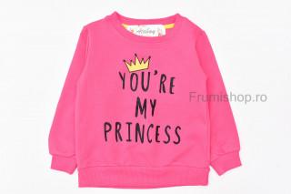 Bluza Princess (roz-corai)