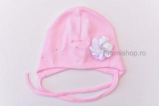 Caciula Floricica (roz)