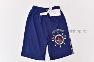 Pantaloni scurti (bleumarin)