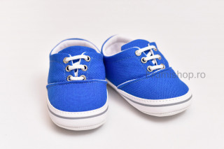 Pantofiori sport bebelusi (albastru)