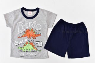 Set 2 piese Dino