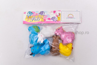 Set 6 figurine Animalute