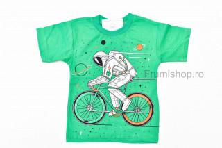 Tricou Bike (verde)