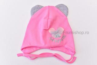 Caciula Fundita (roz inchis)
