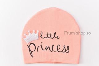 Caciulita Little Princess (piersicuta)
