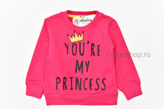 Bluza Princess (fucsia)