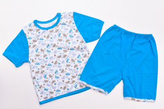 Pijamale de vara - Masinute