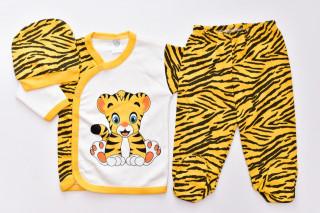 Compleu 3 Piese Tigru