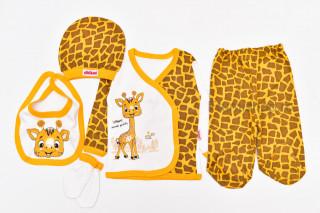 Compleu 5 piese - Girafa