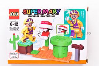 Joc constructie - Super Mary No.3D161-4