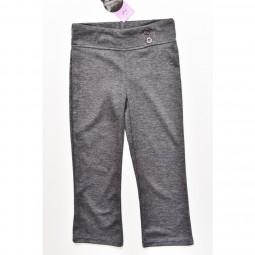 Pantaloni Fundita-gri deschis