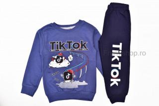 Trening Tik (bleumarin)