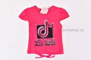 Tricou Tik Tok (corai)