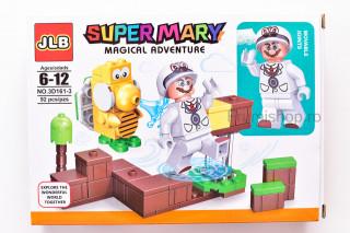 Joc constructie - Super Mary No.3D161-3