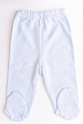 Pantaloni bumbac cu Botosei-bleu