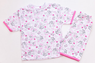 Pijamale de vara - Pisicute