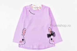 Bluza Iepuras (lila)