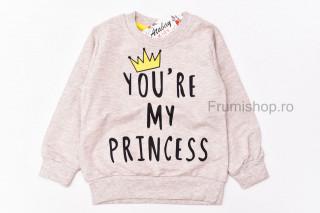 Bluza Princess (crem)