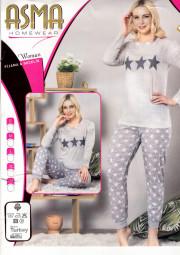 Pijamale Dama- Stelute