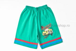 Pantaloni scurti Masinuta (verde)