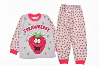 Pijamale Capsunica